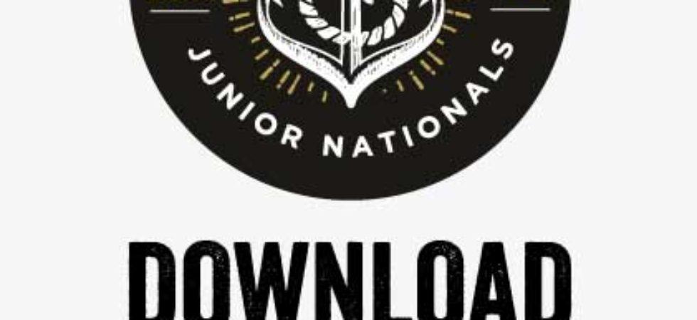 Junior Nationals 2018 Entry Form Download