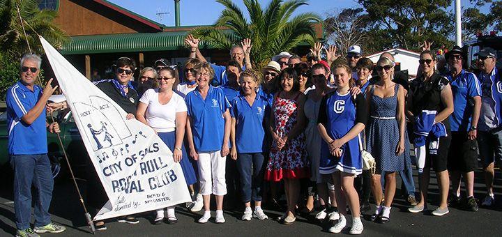 City of Sails Rock 'n' Roll Club Members