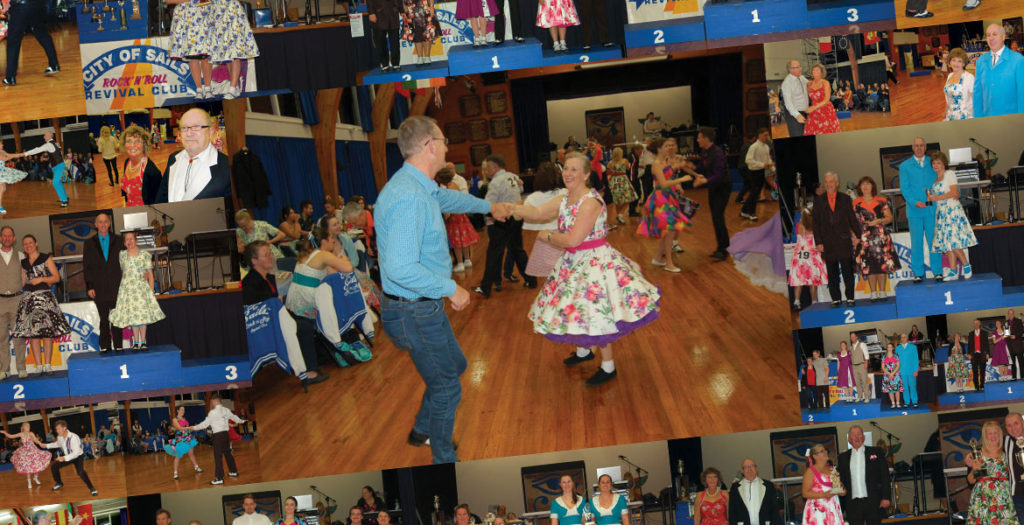 City of Sails Rock 'n' Roll Dance Competitions