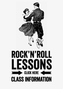 Rock ' n' Roll Dance Lessons City of Sails